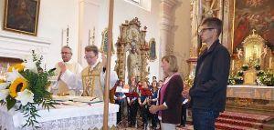 behindertengottesdienst altar